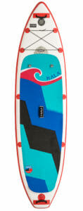 Hala Carbon Straight Up - best inflatable SUP boards