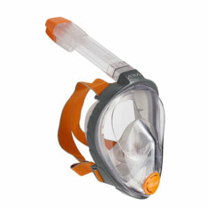 best full face snorkel masks ocean reef aria