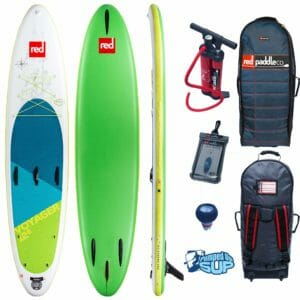 "Red Paddle Co VOYAGER MSL 12'6"" - best inflatable SUP boards"