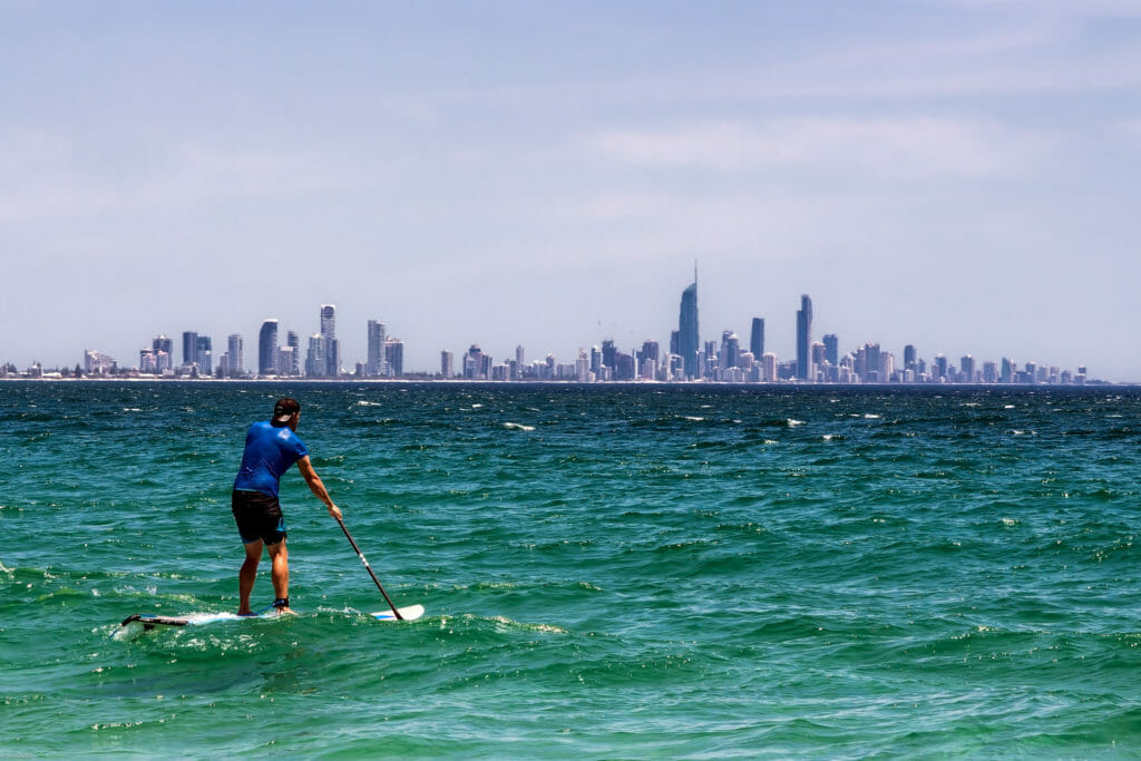 best inflatable sup boards gold coast Australia