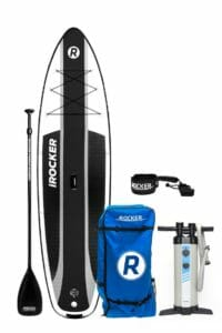 iROCKER CRUISER - best inflatable SUP boards
