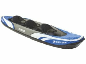 sevylor big basin 3-person kayak Best Recreational Kayaks Under $500