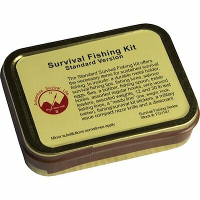best glide survival fishing kit