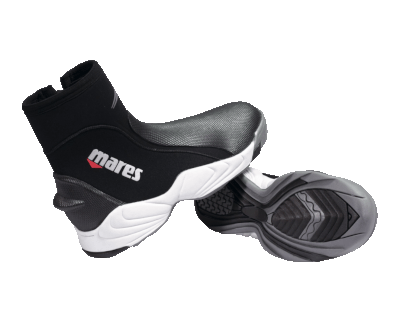 mares trilastic 5mm scuba diving boot