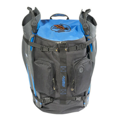 akona globetrotter backpack dive bag
