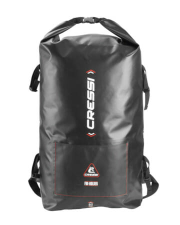 cressi dry gara backpack dive bag