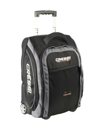 cressi vuelo dive bag carry on scuba