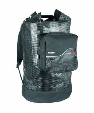 mares cruise deluxe mesh dive bag