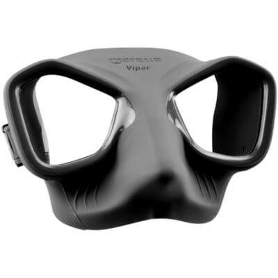 mares viper freediving spearfishing mask