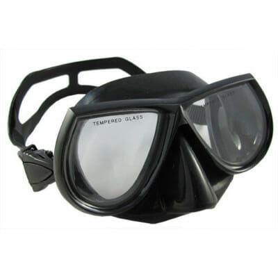 scuba choice freediving and spearfishing low volume mask
