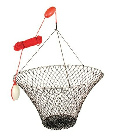 Promar 32-Inch lobster and crab net ring trap