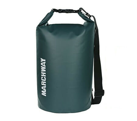 marchway floating waterproof dry bag for kayaking