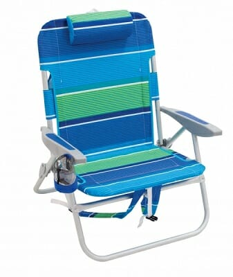 rio beach big guy backpack beach chair