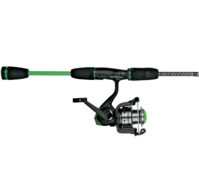 youth ugly stick gx2 kids fishing rod and reel