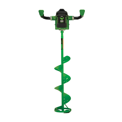 ion 40V electric ice auger