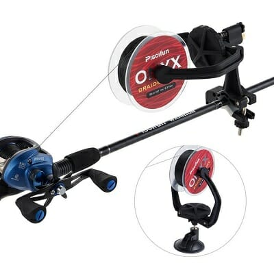 piscifun portable spooling station