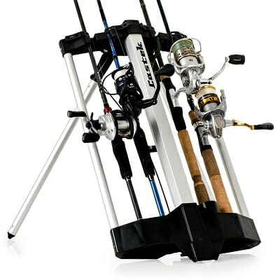 castek rod caddy fishing rod holder