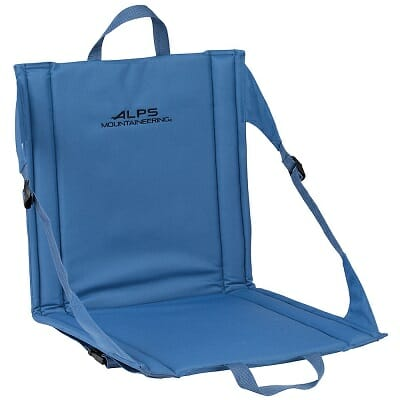 alps mountaineering weekender seat blue