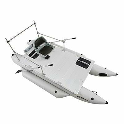 aquos inflatable pontoon boat