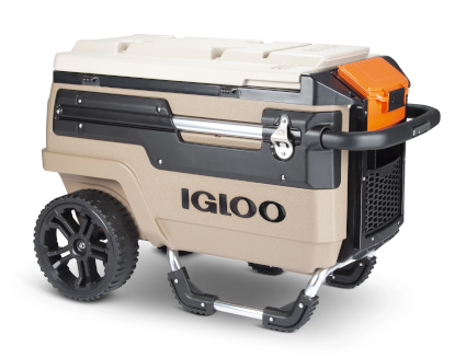 igloo trailmate journey beach cooler