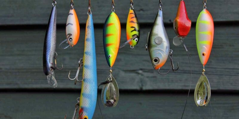 ice fishing lures for pike