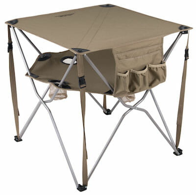 alps eclipse folding table