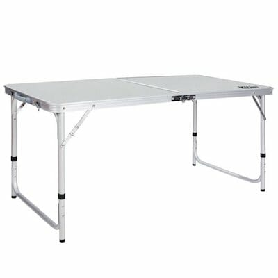 redcamp folding table
